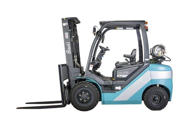 2.5 – 3.5 KBG TON LPG Trucks