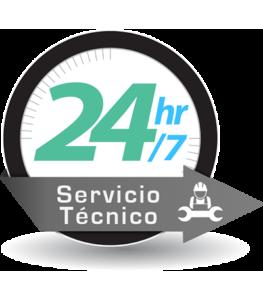 Servicio de mantenimiento preventivo y correctivo 24/7